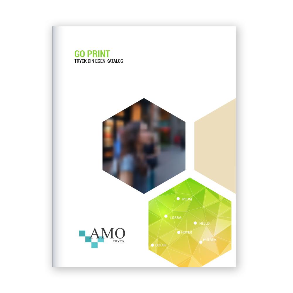 Trycka Katalog - AMO-Tryck - Trycksaker