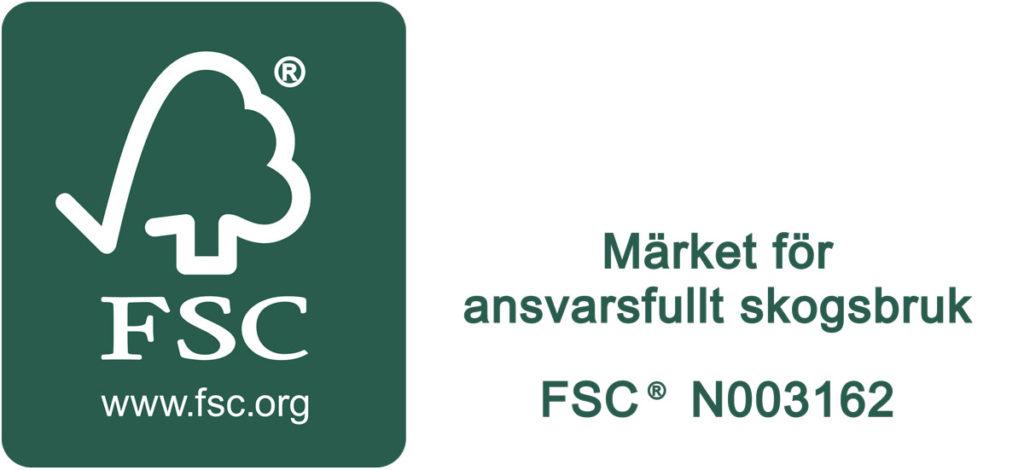 FSC - AMO-Tryck - Klimatkompensera - Ansvarsfullt skogsbruk